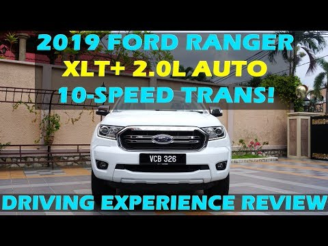 (2019) Malaysia FORD RANGER 2.0L XLT+ Automatic 4x4 REVIEW PART1 #fordranger2019 #fordrangermalaysia