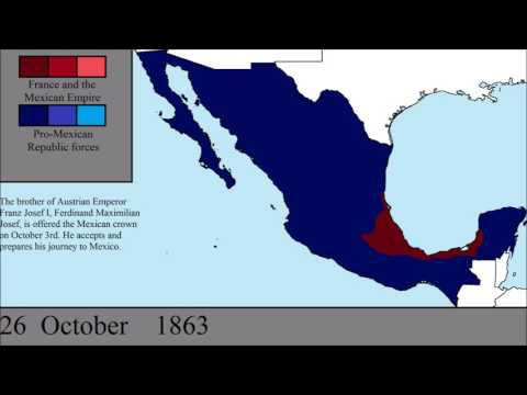 The French Invasion of Mexico: Every Week