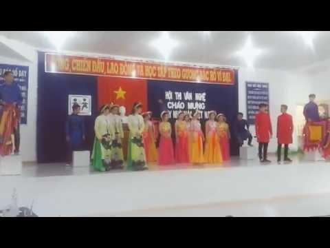 Hào khí Việt Nam - trường Hermann Gmeiner