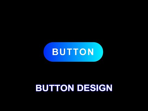 How To Make A Website Button Using Html And Css (with Gradient Colour)