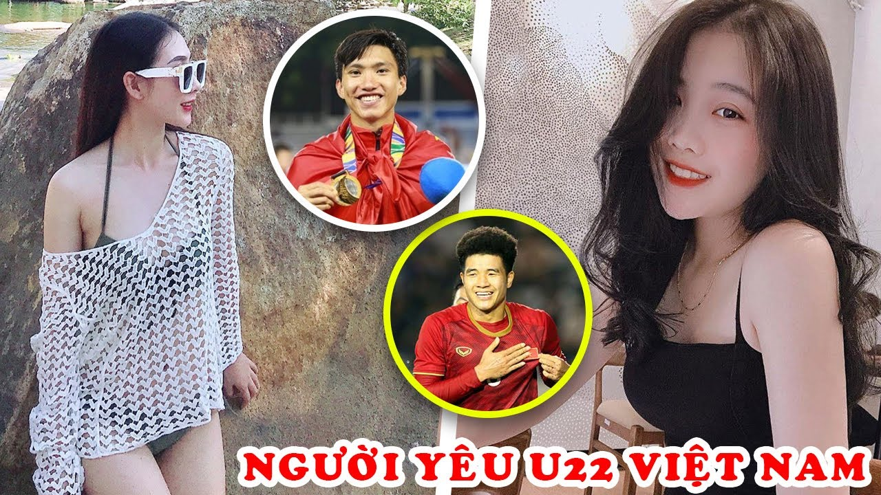 7 Người Yêu Đẹp Nhất Của Cầu Thủ U22 Việt Nam Tại SEA Games
