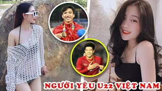 7 The Most Beautiful Lover Of U22 Player Vietnam At SEA Games