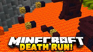 "Minecraft DEATH RUN! ""DEATH BY MARIO!"" #1 w/ PrestonPlayz & The Pack!"