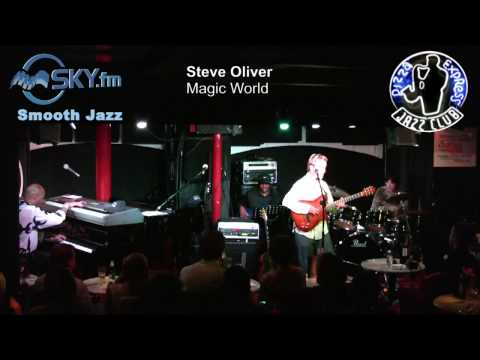 Steve Oliver - Magic World