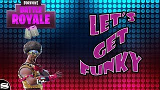 LET'S GET FUNKY! Fortnite Funk Ops Gameplay