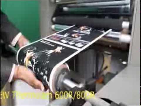 Thermal Lamination Machine 800 600 R