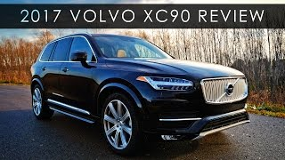 Review | 2017 Volvo XC90 | The Tipping Point