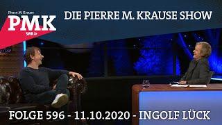 Die Pierre M. Krause Show vom 11.10.2020 mit Ingolf und Mark