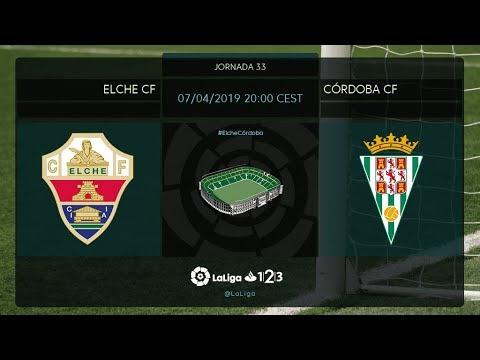 Elche C.F. - Córdoba CF MD33 D2000