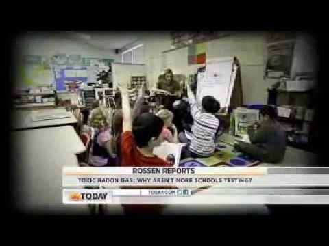 Radon in Schools - TODAY Rossen Reports - TODAY.com
