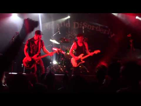 Chron Gen - Outlaw + LSD (Punk And Disorderly 2018 Berlin) [HD]