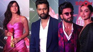 Femina Beauty Awards 2019 Red Carpet | Sara Ali Khan, Ranveer Singh, Vicky Kaushal, Deepika Padukone