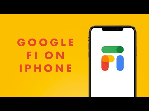 Activating Google Fi On IPhone