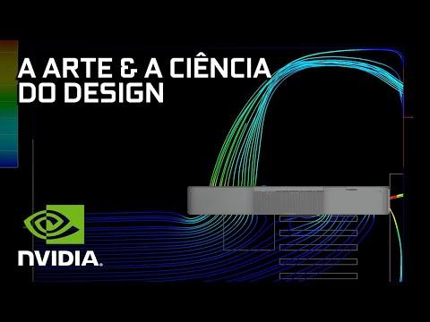 A Notável Arte & Ciência do Design Moderno das Placas de Vídeo
