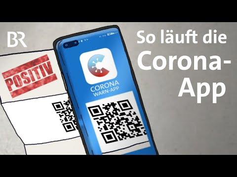 Corona App Wie Funktioniert Sie