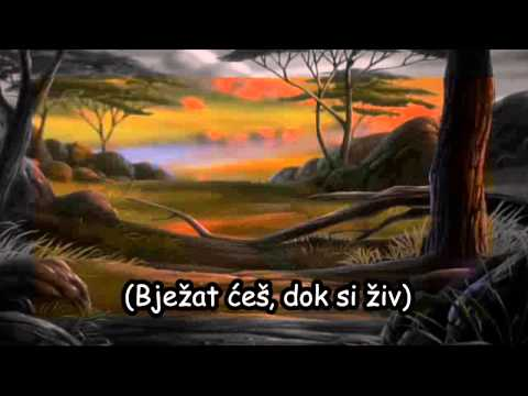 The Lion King ll - One Of Us (Croatian + Subs)
