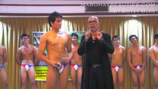 Male bikini contestant outsmarts TV host Boy Abunda?
