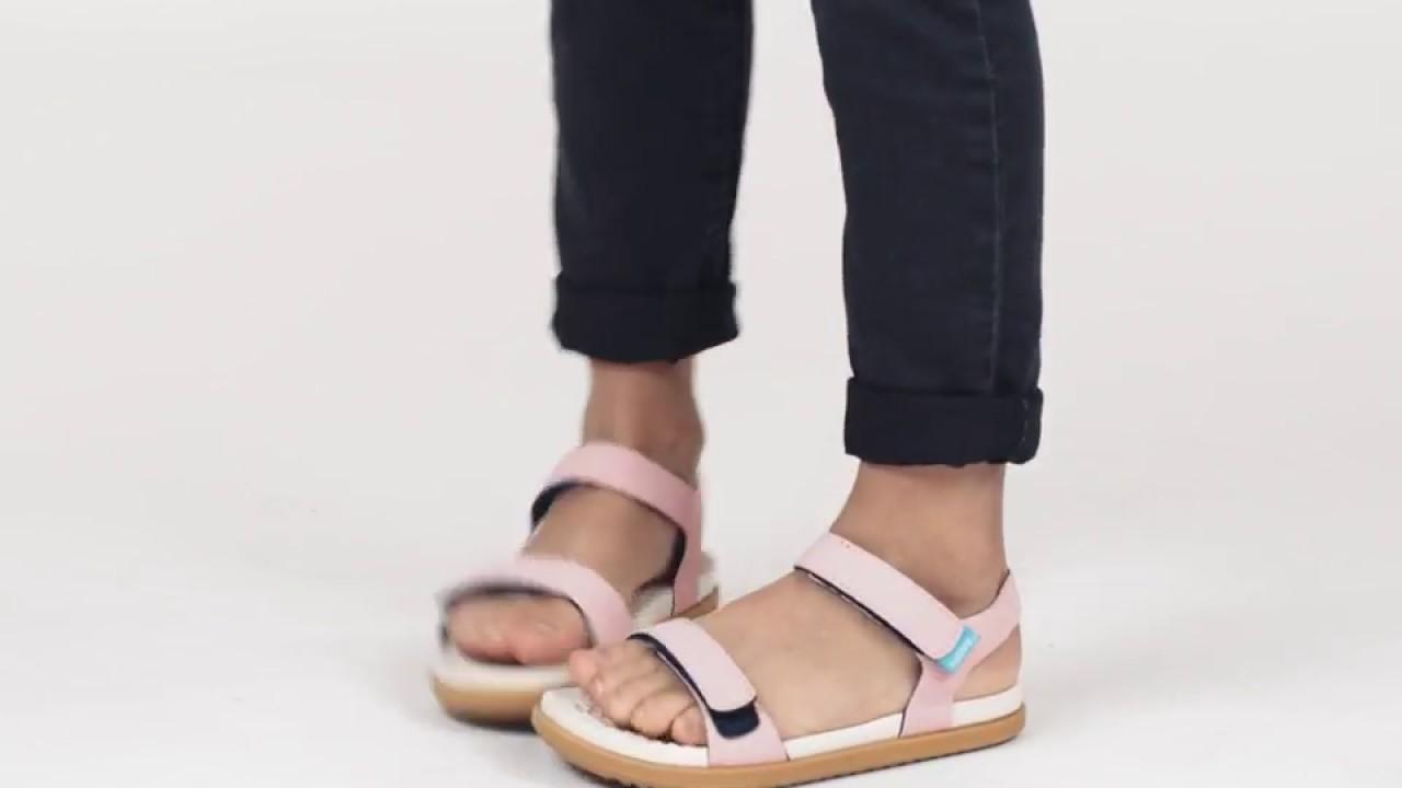 Native shoes summer kids sandals