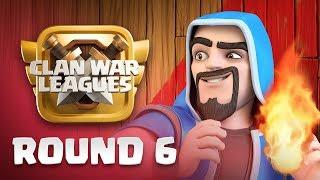 🔴 LIVE OFFICIEL Clash of clans - Clan War League - Clan ONE HIVE Jour 6