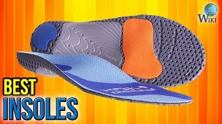 10 Best Insoles 2017