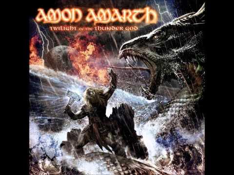 Amon Amarth - Twilight Of The Thunder God (Full Album/Álbum Completo)