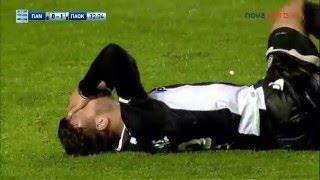 Παναιτωλικός vs ΠΑΟΚ 0-3 ● Goals & Highlights