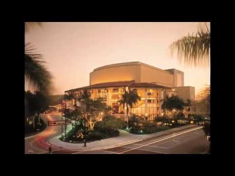 Broward Center for the Performing Arts in Fort Lauderdale tour #TravelTips