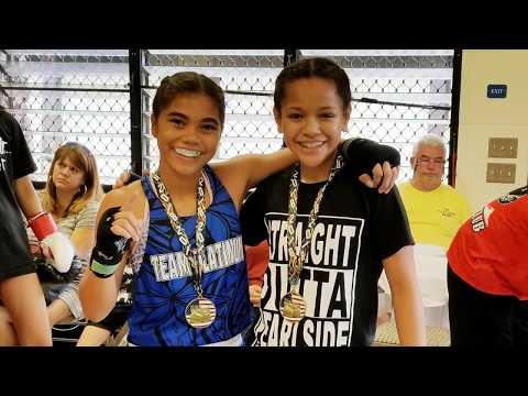 Boxing Day Nov 3 2018, Hawaii LBC Spar Expo