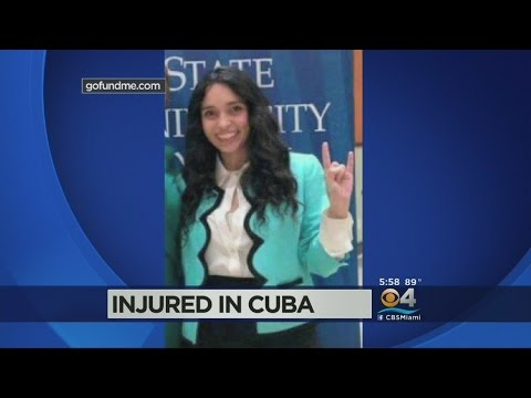 South Florida College Student Trapped In Cuba After Crash