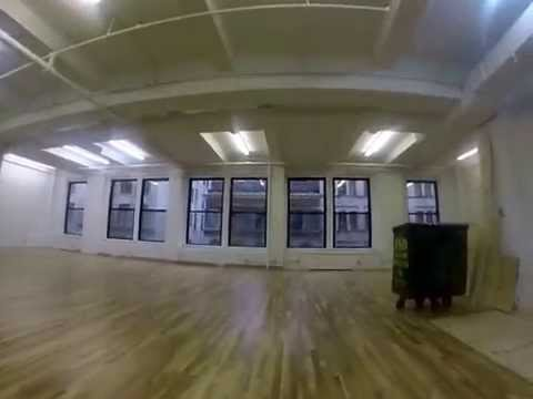 35TH & FIFTH AVE 6,000 SF RENOVATED OPEN OFFICE LOFT