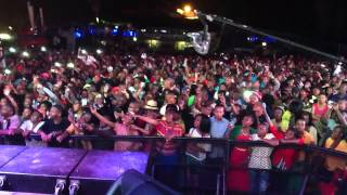 The Layabouts & Imaani performing Do Better @ Spring Fiesta in South Africa.mov
