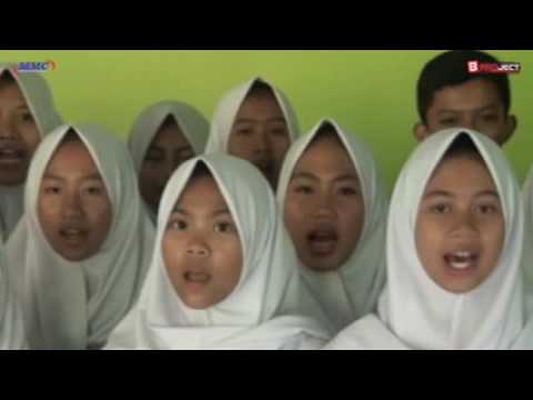 Mars Kabupaten Bandung Versi SMPN 1 Banjaran