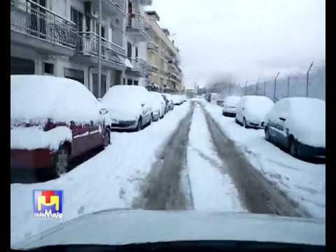 """""""Speciale neve"""" ad Acquaviva delle Fonti"""