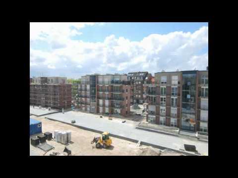 Wohnen im Parkgarten - Bauphase als Zeitrafferfilm
