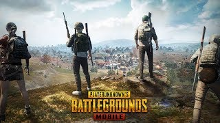 Let's play PUBG MOBILE