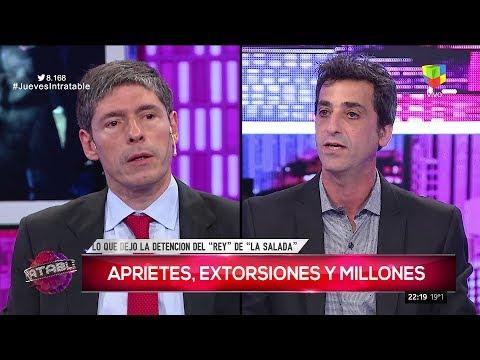 """""""Intratables"""" con Santiago del Moro (Parte 1 HD) - 22/06/17"""