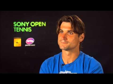 Ferrer Reflects On Fognini Win In Miami