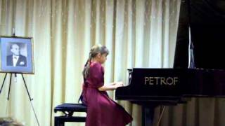 """Prokofiev S. """"Gavotte""""(from Ballet""""CINDERELLA"""" The lesson of dance)"""