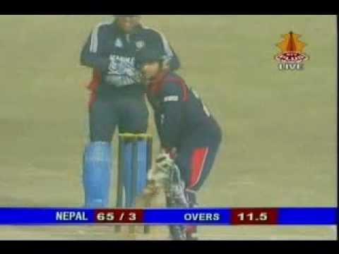 ACC Twenty20 2011 Nepal vs Kuwait Part 1 of 2