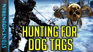 Bf4 Phantom Operative Bow Dog Tag Hunting - How To Find The Dog Tag Live
