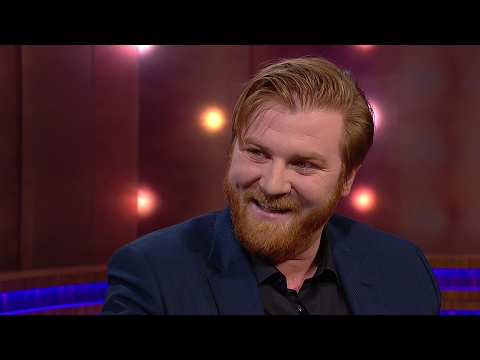 Rory Gleeson  The Ray D'Arcy
