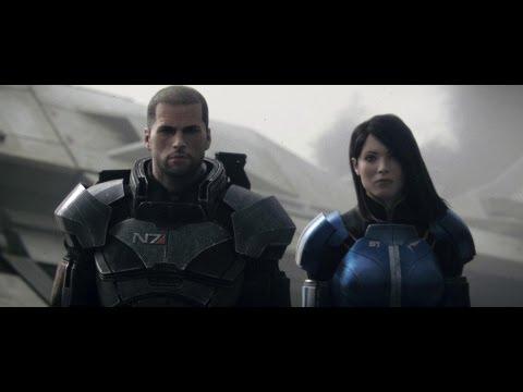 Mass Effect 3 - Take Back Earth Full Cinematic trailer