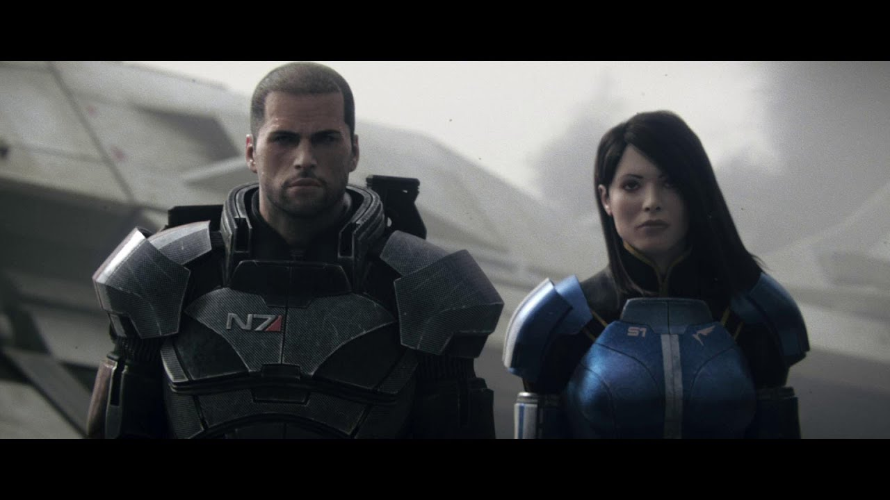 mass effect 3 take back earth full cinematic trailer. Black Bedroom Furniture Sets. Home Design Ideas