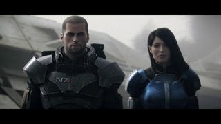 Mass Effect 3 - Take Back Earth Full Cinematic trailer