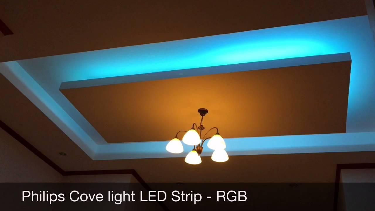 Led Cove Lighting Strips   Lighting Ideas