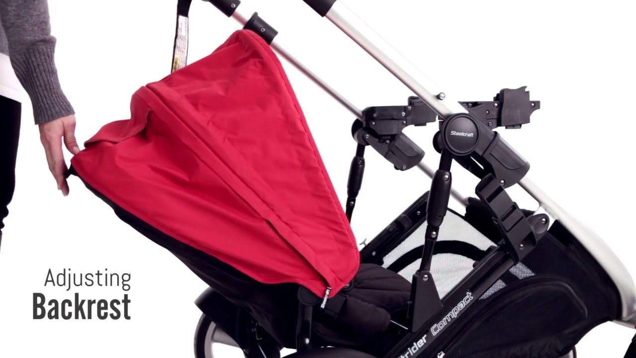 Steelcraft Infant Carrier Dimensions Steelcraft Strider Compact Features And Instructional Video