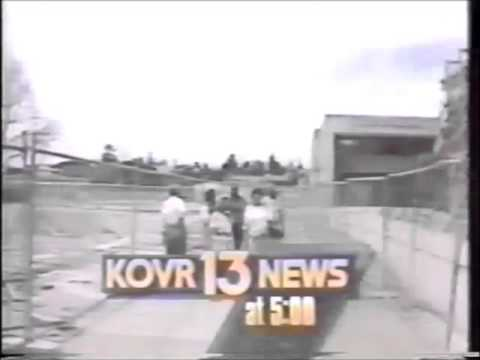 KOVR 13 News at 5:00PM (1990)