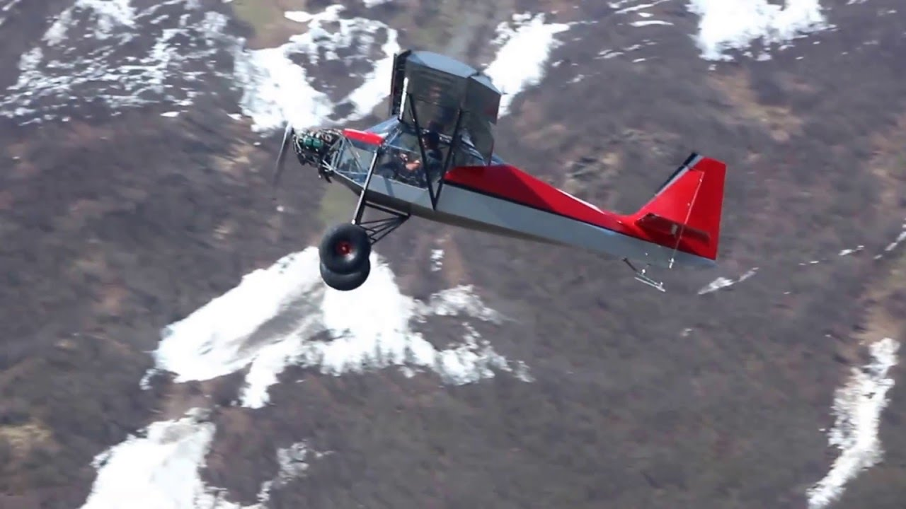 How we decided on the Just Aircraft SuperSTOL – Flying and building