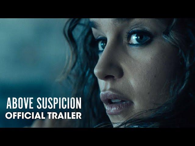 Above Suspicion (2021 Movie) Official Trailer - Jack Huston, Emilia Clarke