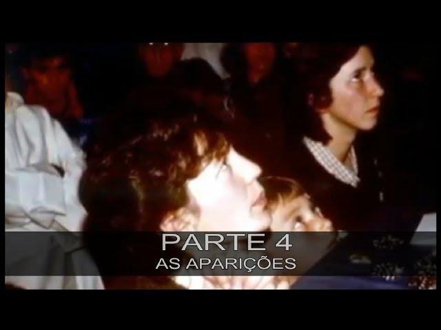 DVD MEDIUGÓRIE - APRESSAI A VOSSA CONVERSÃO - PARTE 4 - AS APARIÇÕES